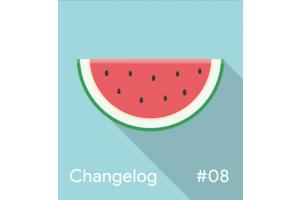 Magento Changelog August 2021