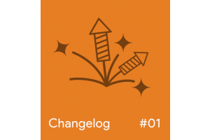 Magento Change log Januari