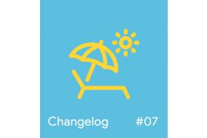 Magento Changelog July 2021