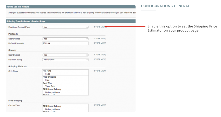 Magento Shipping Cost Calculator Extension | Magmodule