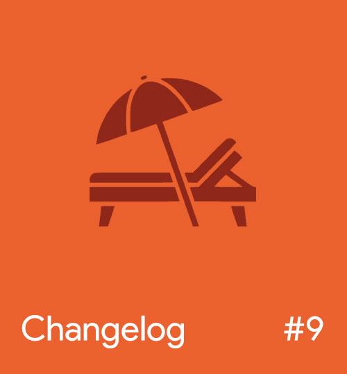 Magento changelog September